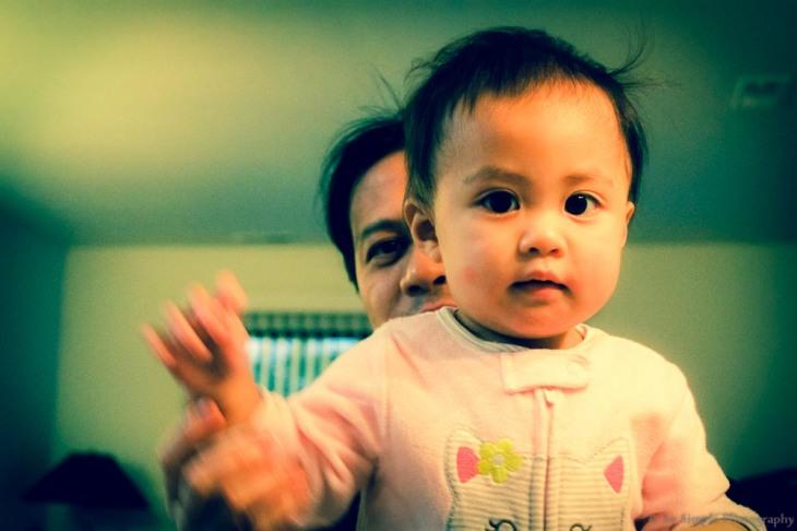 My little cousin.